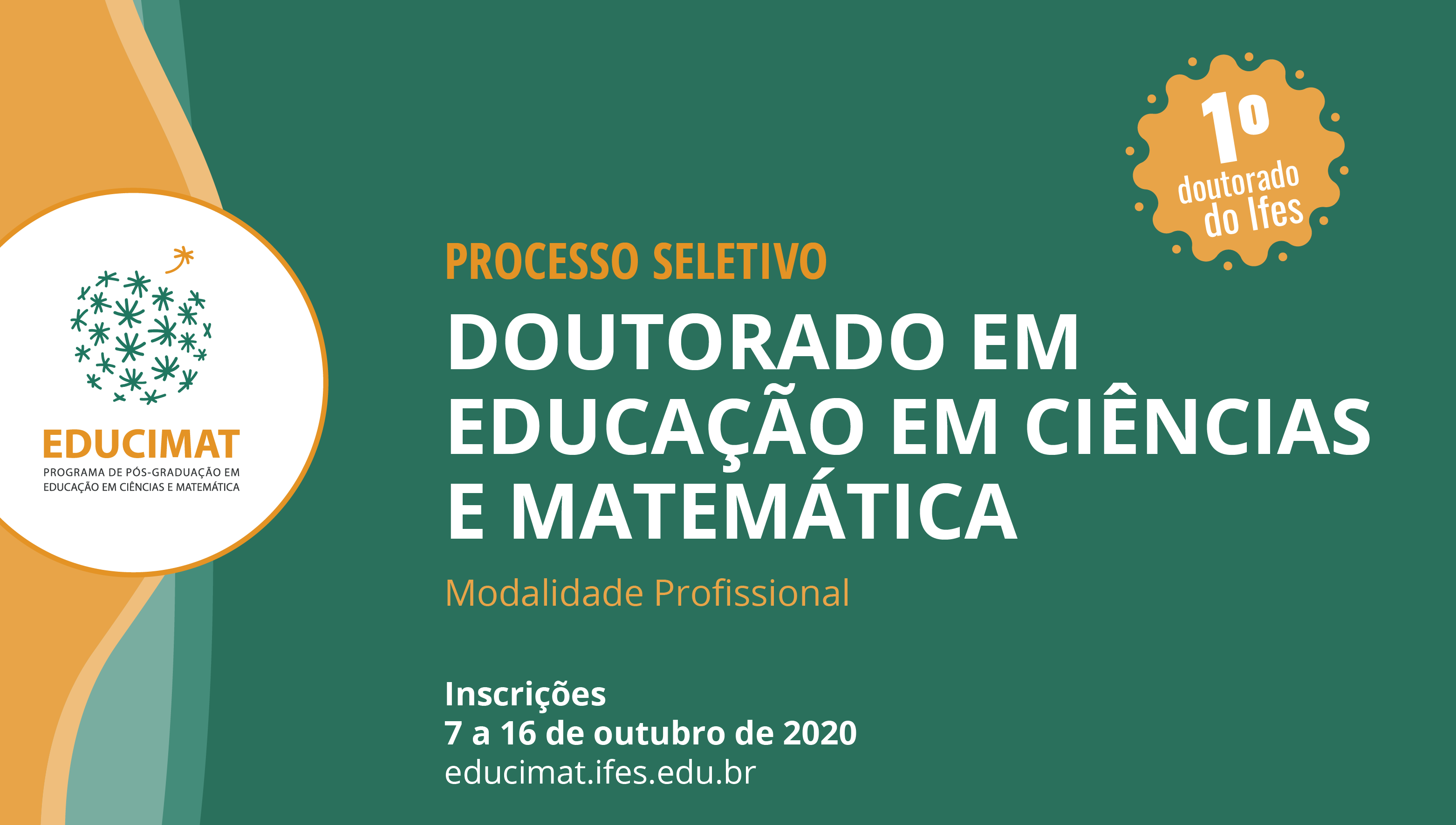 Edital Doutorado-Educimat 2021